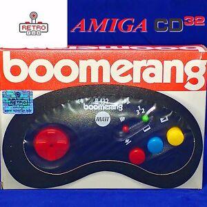 Manette-jeu-Boomerang-432-pour-Amiga-CD32-NEUF