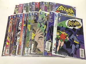 BATMAN-039-66-1-30-DC-NEW-STORIES-FROM-CLASSIC-TV-SHOW-091690-COMPLETE-SET-OF-30