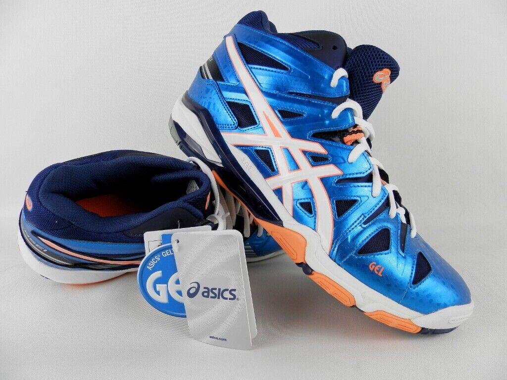 Asics gel-sensei 5 mt cortos voleibol alemán, Color Sport ocio zapatos nuevo