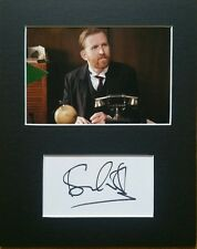 Tom Goodman Hill 'Mr Selfridge', hand signed mounted autograph.