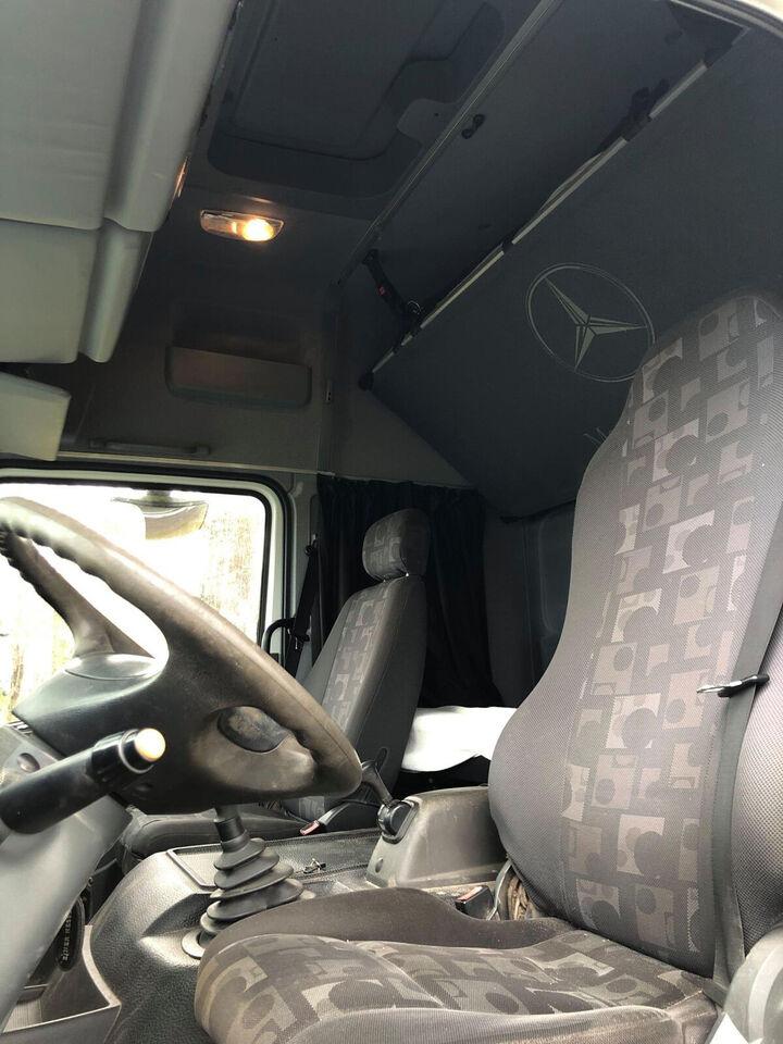 Mercedes Atego 1223L hestetransporter - finansi...