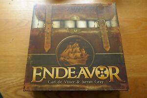 Endeavor Board Game Jeux Z-man