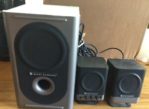 ALTEC LANSING 251 5.1 WINDOWS 7 DRIVER