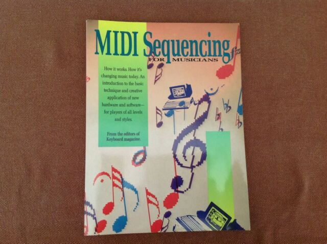 MIDI Sequencing for Musicians (1989, Perfect)