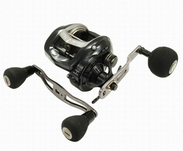Tailway ELAN SUPERWIDEPOWER 71BL Baitcasting Reel JIGING