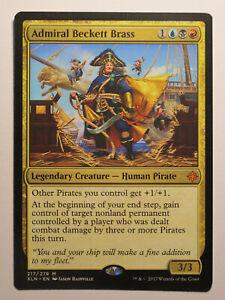 Admiral-Beckett-Brass-MTG-Magic-VO-English