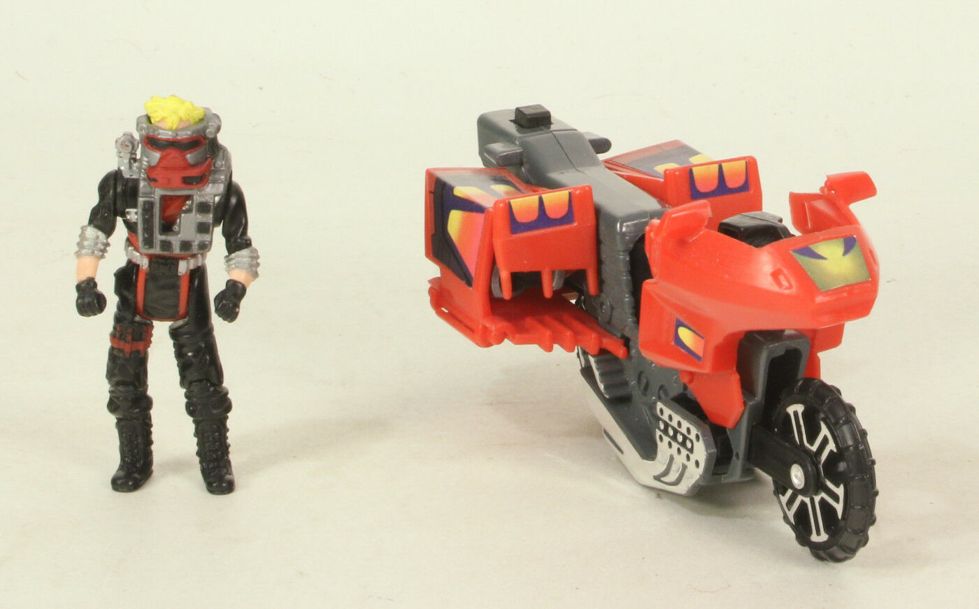 M.A.S.K. By Kenner 1986 Vampire & Floyd Malloy 2nd Series  Mask