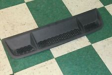 10 14 Mustang Shelby Gt 500 Supercharged Oem Hood Scoop Inlet Grill Grille