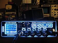 STRYKER SR 955HPC,AM/USB,LSB,FM RADIO,((SKIP TALKING^^^SKY WALKER))100 WATTS OUT