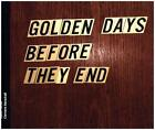 Golden days before they end von Clemens Marschall und Klaus Pichler (2016, Gebundene Ausgabe)