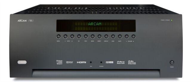 Arcam DiVa AVR450 7 1 Channel 125 Watt Receiver