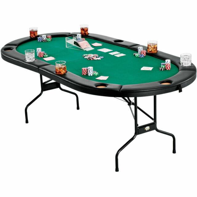 Ids Online Folding Poker Table 10 Players Poker Table Texas Holdem Poker Equipment Casino Equipment