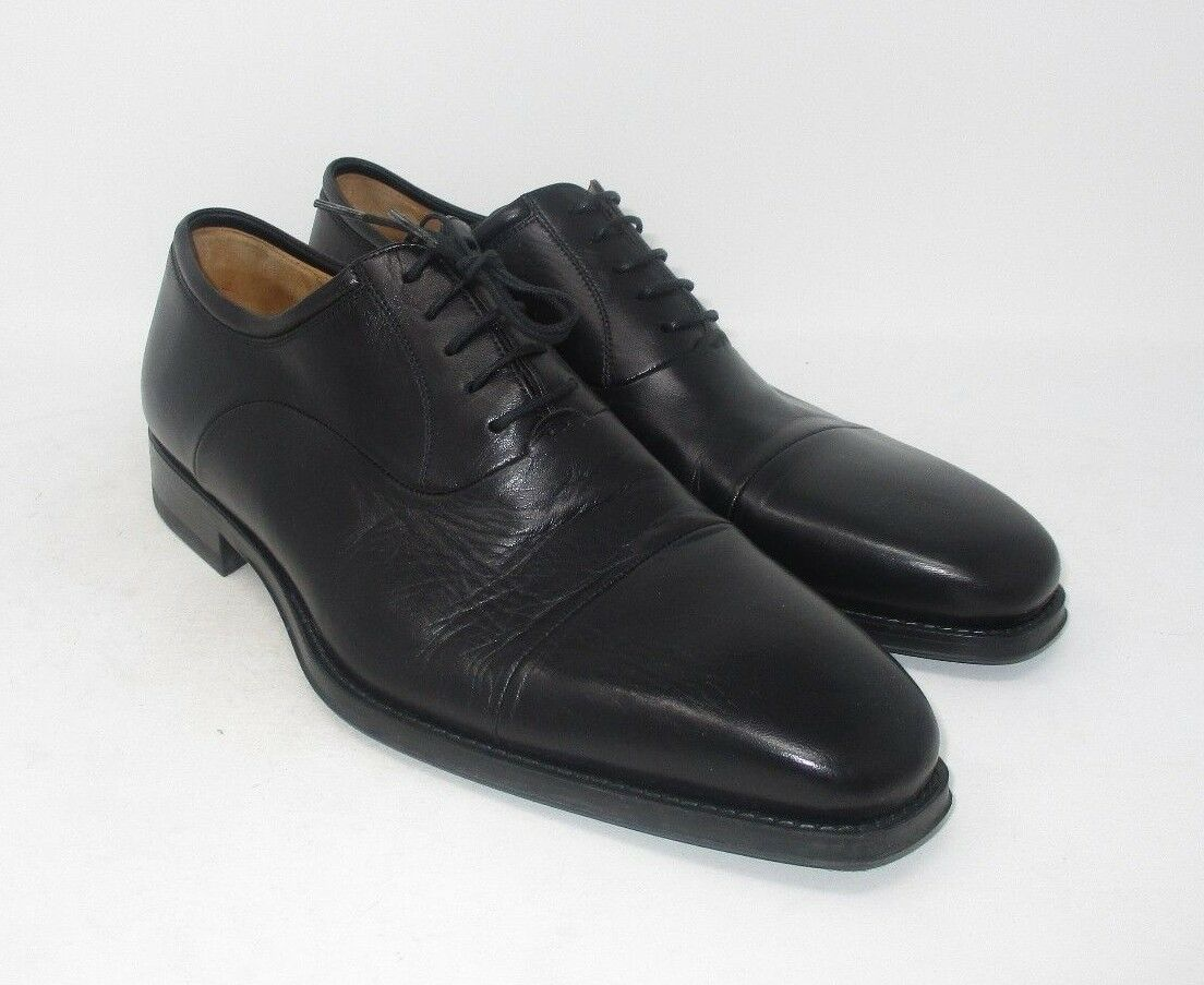 Magnanni Federico Black size 10.5 US Lace Up (12654-1) 1095