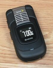 Kyocera Sprint Flip Style Fake Screen Dummy Cell Phone Only **READ!**