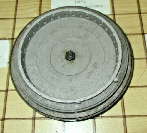 15-10-152 with IMPERFECTIONS Thermador Range Burner Cap 00415012 15-10-151