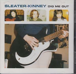 SLEATER-KINNEY Dig Me Out CD USA Matador 1996 13 Track KRS279