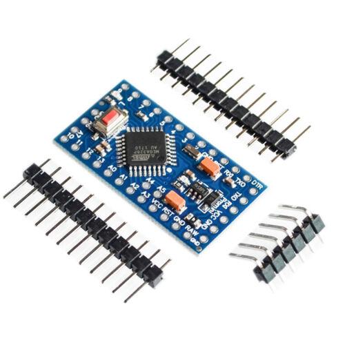 NEW Pro Mini ATMEGA328P 5V//16M 3.3V//8M Optional Arduino PRO mini Compatible