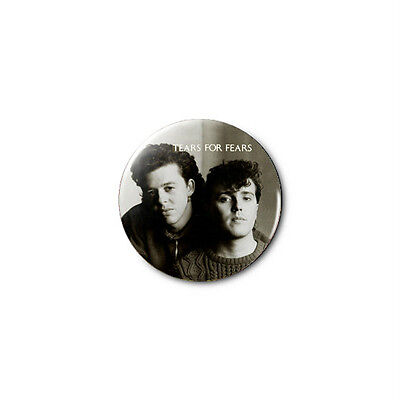 Tears For Fears (b) 1.25in Pins Buttons Badge *BUY 2, GET 1 FREE*