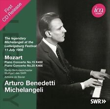 Arturo Benedetti Michelangeli, New Music