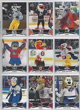 2016-17 Upper Deck AHL #TM24 Buddy the Puffin mascot (St. John's IceCaps)