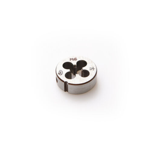 M8x1.25mm Metric Left Hand Thread Hand Machine Die Wrench Set Alloy Steel Drill
