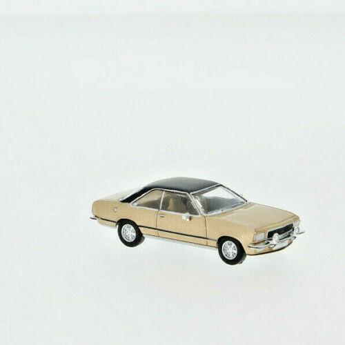 Brekina pcx870038 Opel Commodore B Coupé metalizado marrón claro Matt schw, nuevo 2020