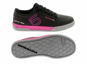 Five-Ten-5-10-Freerider-Pro-Mountain-Bike-Shoes-Women-039-s-Black-Pink