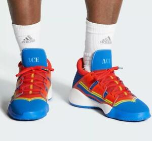 Details Adidas Shoes Vision Marvel Pro UsCaptain x 'Heroes about Among Marvel' Basketball D2IeE9YWH
