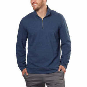 NEW-Calvin-Klein-Jeans-Mens-Zip-Pullover-Sweatshirt-VARIETY-SIZE-amp-COLORS