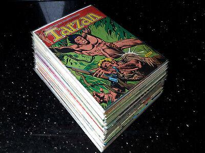 """!!! Comics """"tarzan"""", Ehapa 1979, 38 Bände, Meistens Gepflegt !!! Dinge FüR Die Menschen Bequem Machen"""