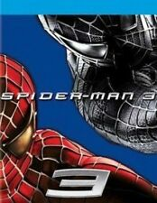 SPIDER MAN 3 III NEW BLU RAY DISC MOVIE FILM MARVEL TOBEY MAGUIRE JAMES FRANCO