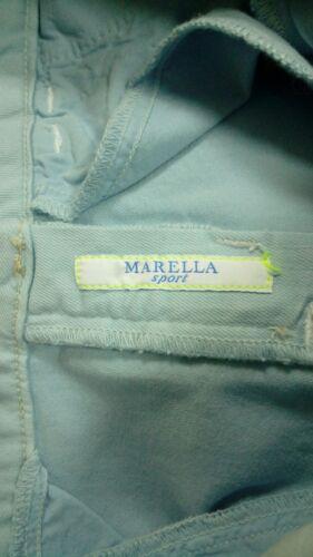 Mod Strech Marella Pantalone Tg42 charles Celeste Sport vZqZIAz