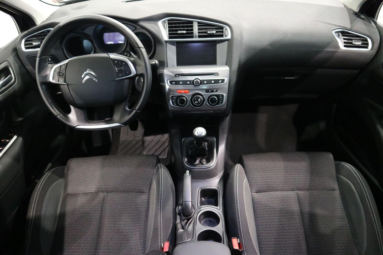 Citroën C4 1,6 BlueHDi 100 Feel Complet - billede 11