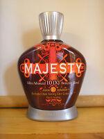 Designer Skin Majesty Ultra Advanced 10x Bronzer Indoor Tanning Lotion 13.5 Oz
