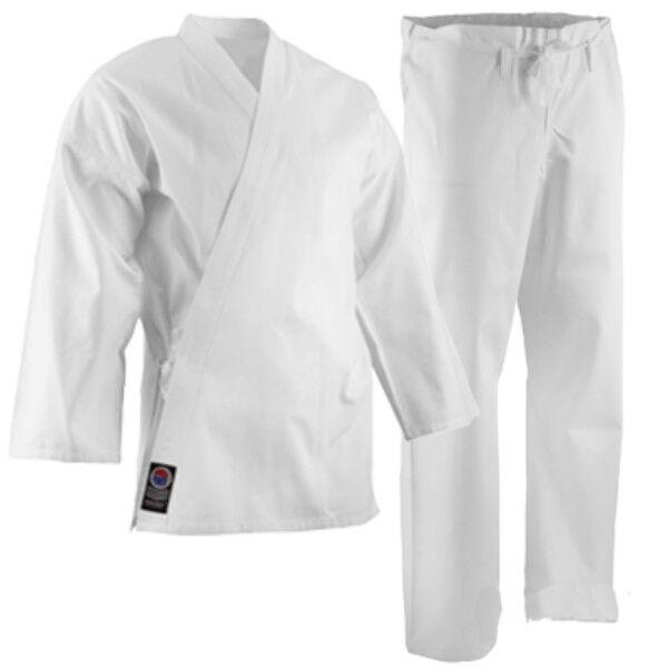 ProForce  6 oz. Karate Uniform (Traditional Drawstring) - 100% Cotton