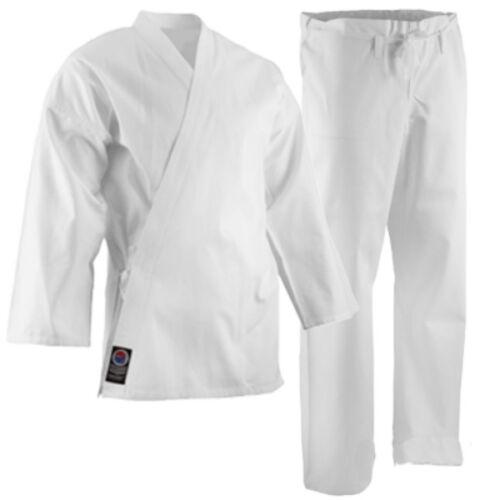 ProForce® 6 oz. Karate Uniform (Traditional Drawstring) - 100% Cotton