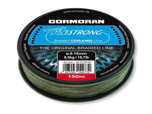 Cormoran Corastrong grün geflochtene Coramidschnur 300m