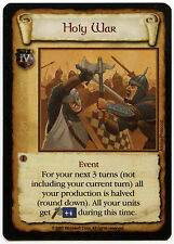 Holy War - Age Of Empires ECG CCG Card (C96)