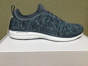 14010665237 APL Techloom Phantom Running Shoes 10 Men s Grey Glow Slate Athletic ...
