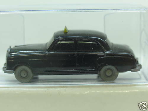 Wiking 149 2 taxi Mercedes 180 r887