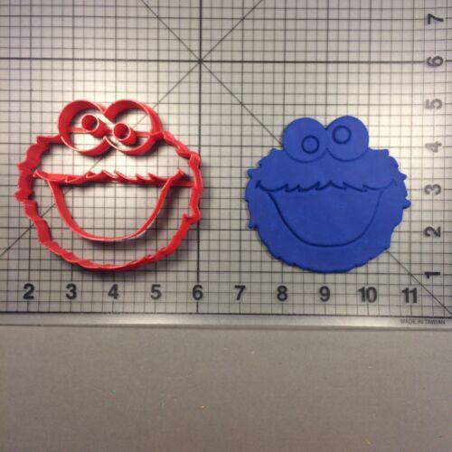 Puppet 123 Cookie Cutter