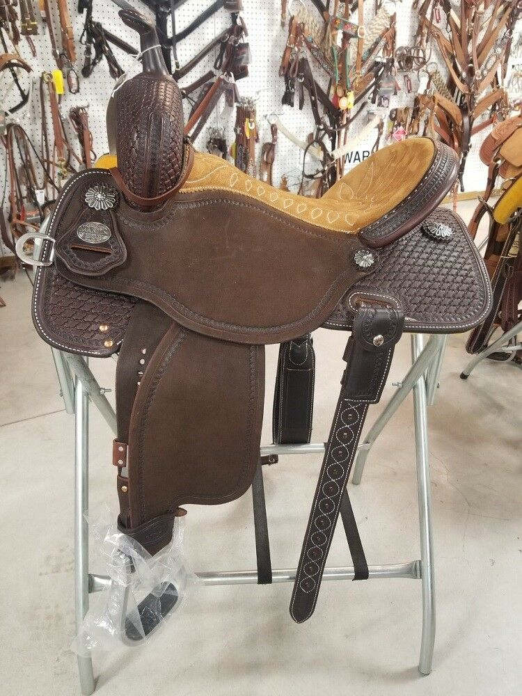 Martin BTR barrel Saddle 15 in New with tags