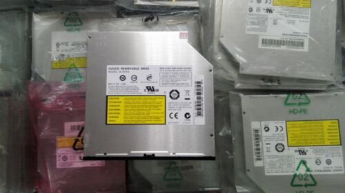 New DL-8ATS For Dell 1537 1735 1737 DVDRW SATA Slot in  Drive with Button//Bezel