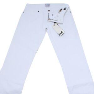 more photos 25735 dfc94 Details about 39820 jeans D&G DOLCE&GABBANA pantaloni uomo trousers men