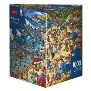 BIRGIT TANCK - SEASHORE - Heye Puzzle 29922 - 1000 Teile Pcs.