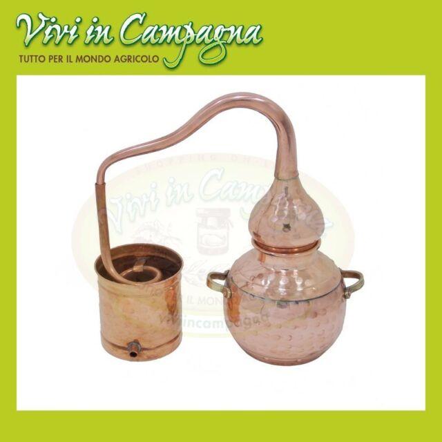 Alambicco distillatore lt 1