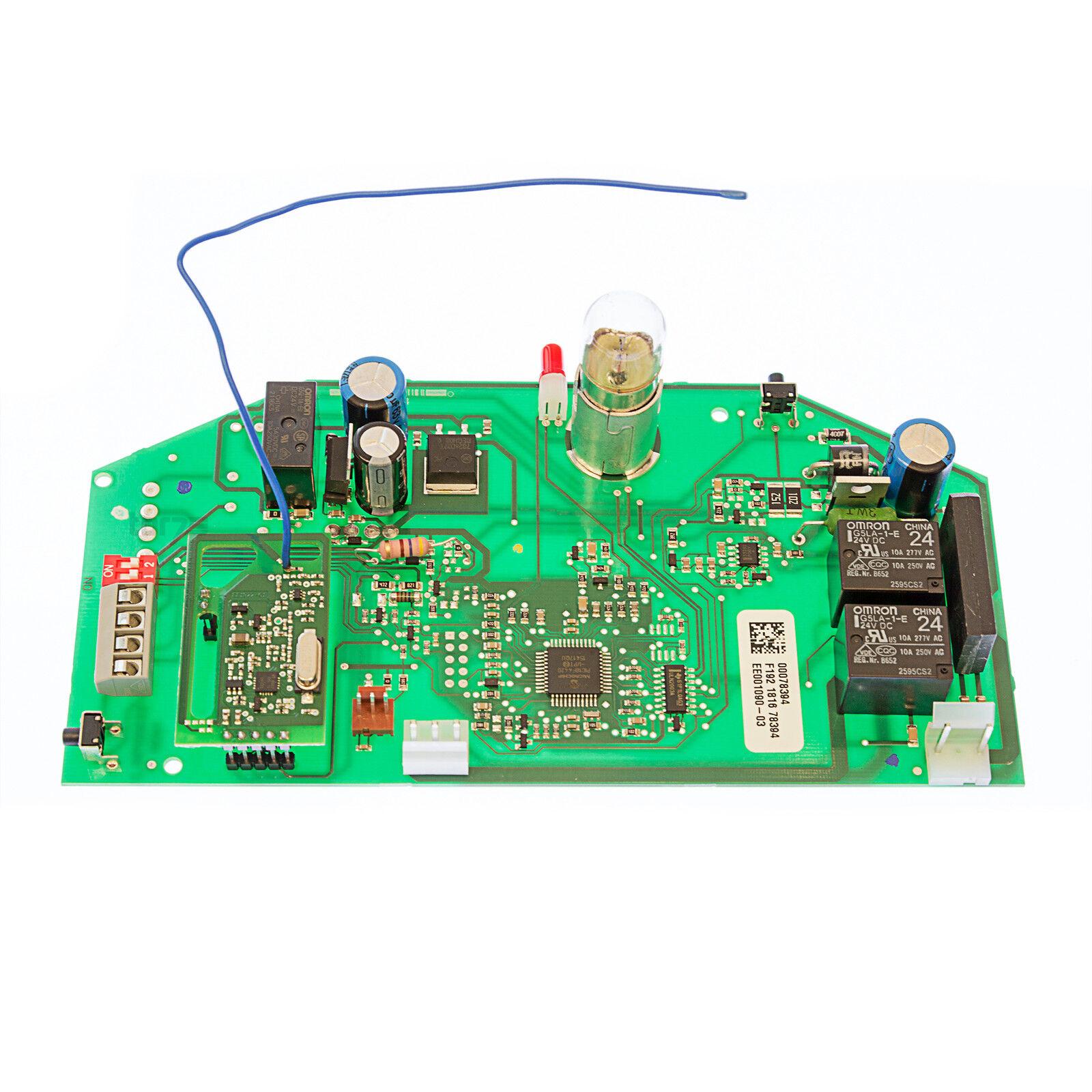 Hörmann Platine für Garagentorantrieb EcoStar Liftronic 500 Ersatzteil 433 MHz