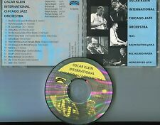 Oscar Klein INTERNATIONAL CHICAGO-JAZZ Orchestra cd © 1993 R. Sutton - B. Allred