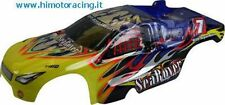 08501 CARROZZERIA TRUGGY OFF ROAD 1:8  COMPLETA DI ADESIVI BODY SHELL HIMOTO
