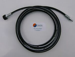 New 10 Metre Lavor 160 Type Pressure Power Washer Replacement Hose Ten 10M M